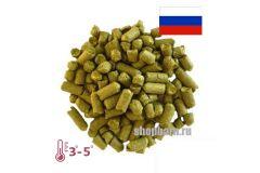 Хмель ароматный Фаворит, α 3,5 - 5,5%