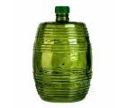 Бутыль Бариле зеленая 10 л
