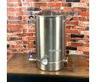 Перегонный куб с купольной крышкой Distillex с выходом под кламп 4