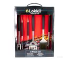 Набор инструментов Lokkii 5 приборов